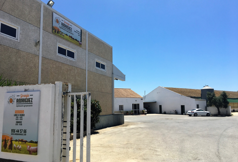 Granja Rodriguez instalaciones
