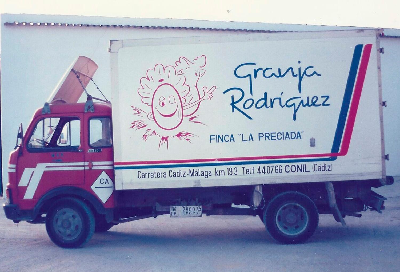 Granja Rodriguez distribución